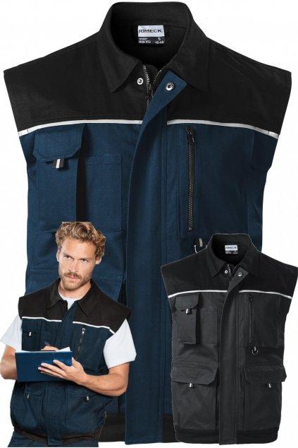 Woody W52 Pracovní vesta pánská
