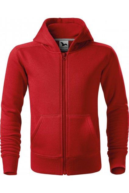 Trendy Zipper 412 Mikina dětská